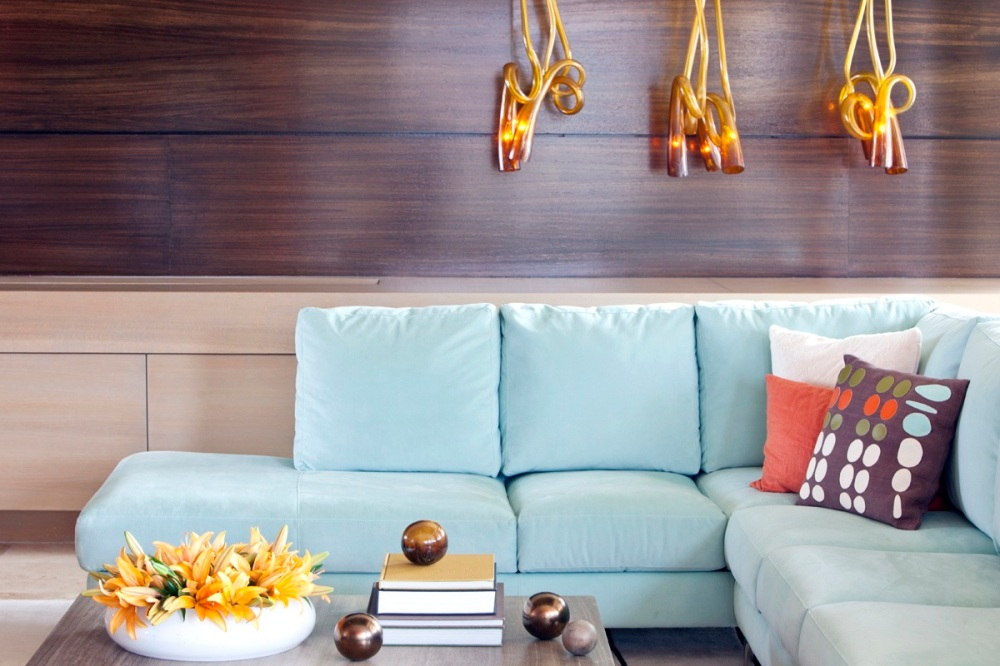 Adams Residence: Living Room