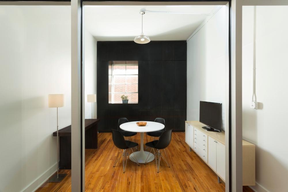 Break Room Interior